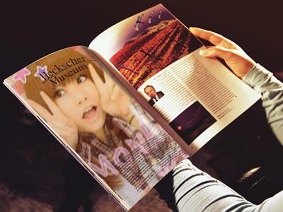 本とコラージュ